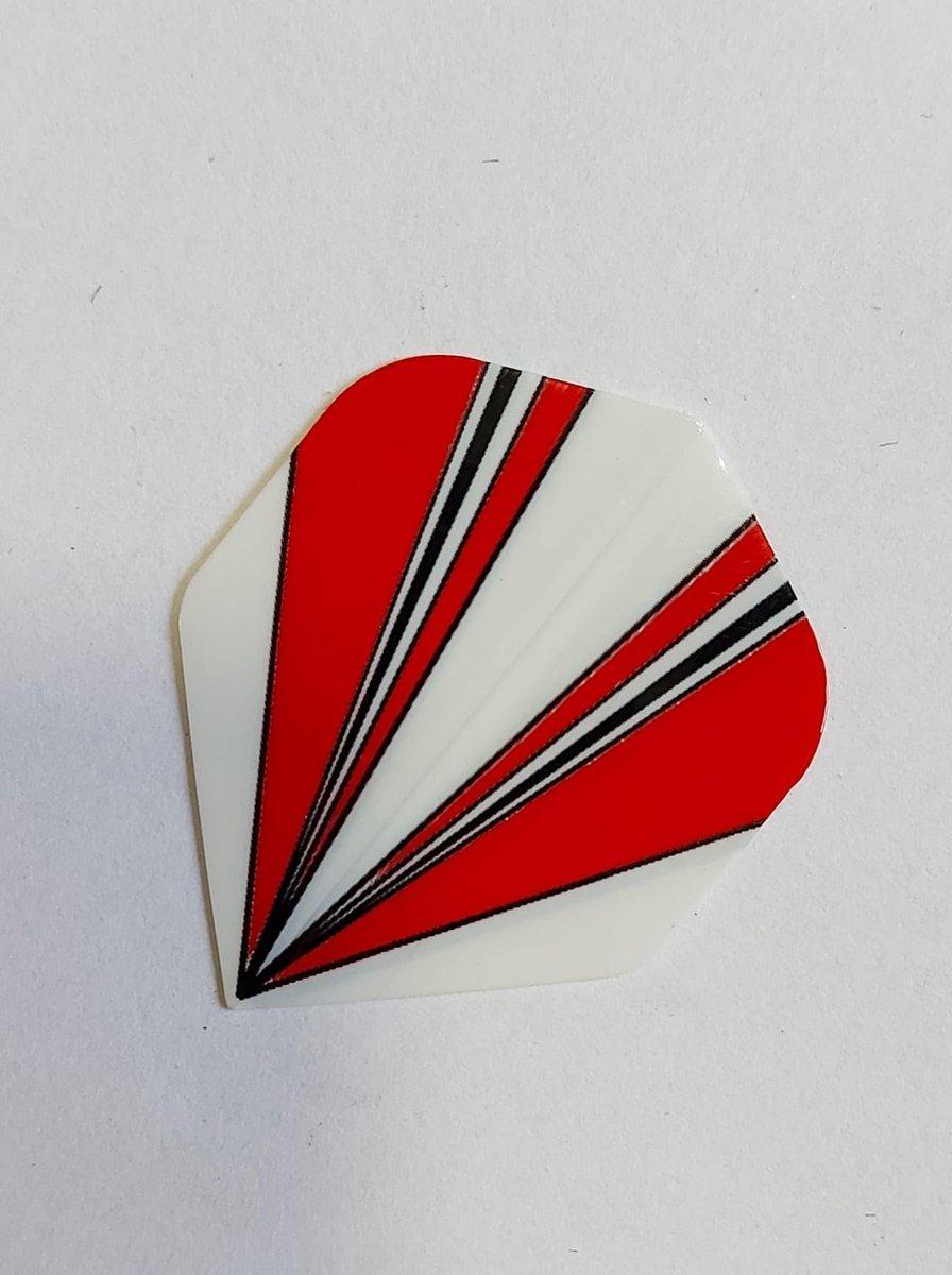 Polyester Dart Flights - 10 sets (30 stuks) - 75 micron