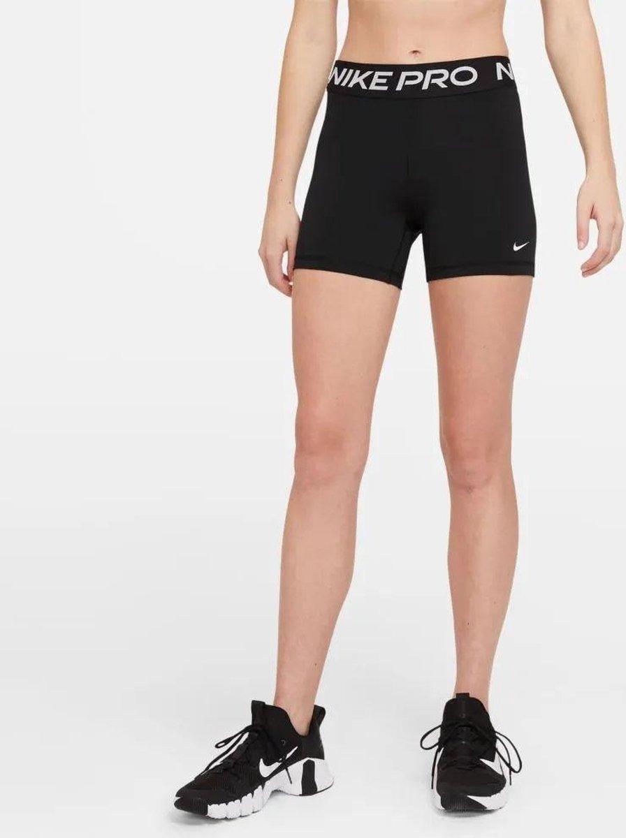 Nike Pro 365 Short 5IN Sportlegging Dames - Maat S