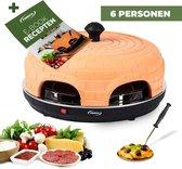 Foresta Pizzaoven 6 personen - Met recepten geschikt voor Foresta pizza oven en pizzarette
