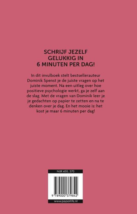 Het 6 minuten dagboek  -   Het 6 minuten dagboek