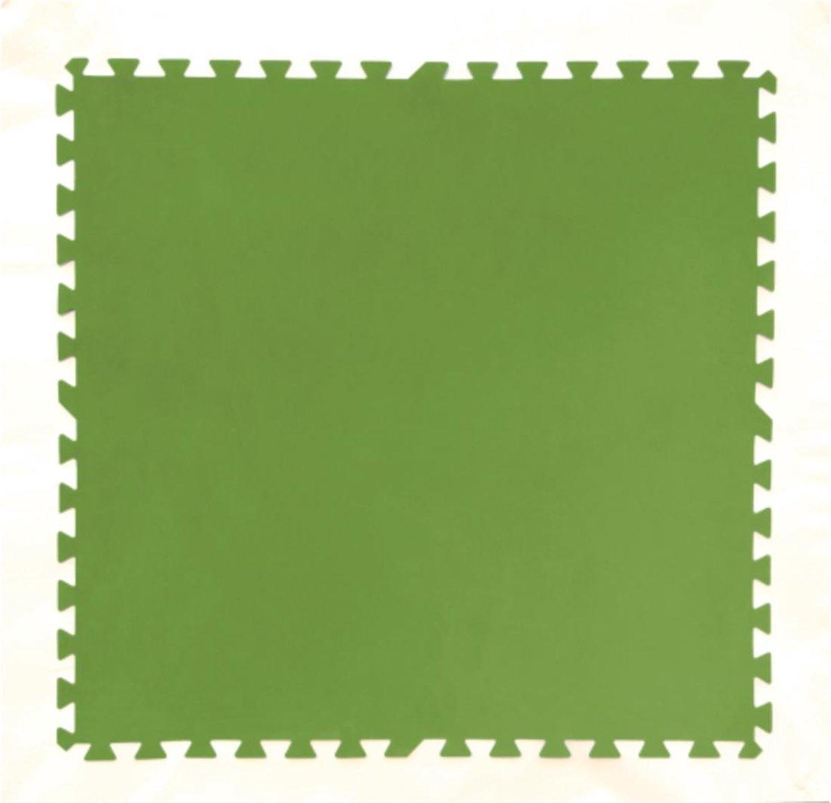 Ondergrondbescherming Bestway Tegel Groen 81x81CM 58265