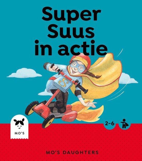 Mo's Daughters Superhero - Super Suus in actie - Firma Fluks |