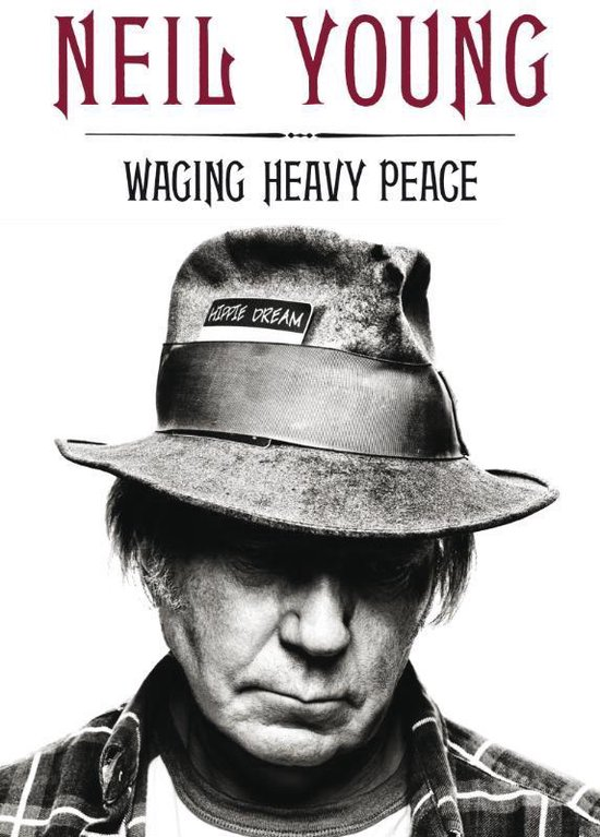Waging heavy peace - Neil Young |
