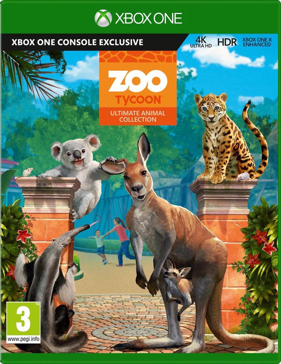 Zoo Tycoon: Ultimate Animal Collection – Xbox One