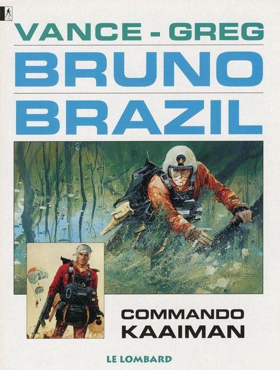 Bruno brazil 02. commando kaaiman - Greg pdf epub