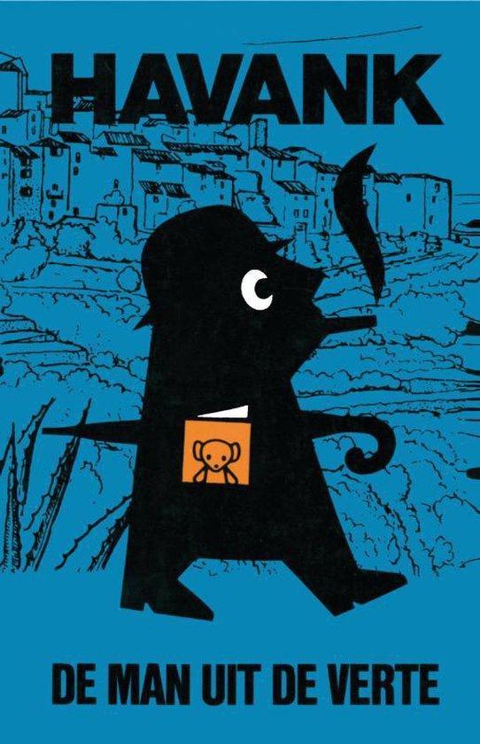 Cover van het boek 'De man uit de verte' van  Havank