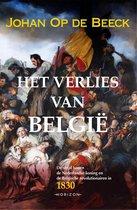 Boek cover Het verlies van België van Johan op de Beeck