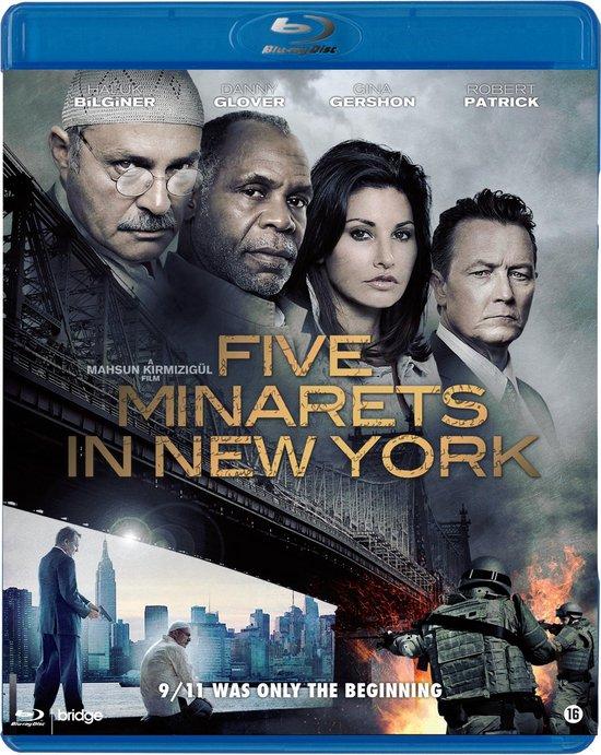Cover van de film 'Five Minarets In New York'