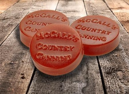 McCall's Candles Wax Melt Button Fallbrook Farms 3 stuks