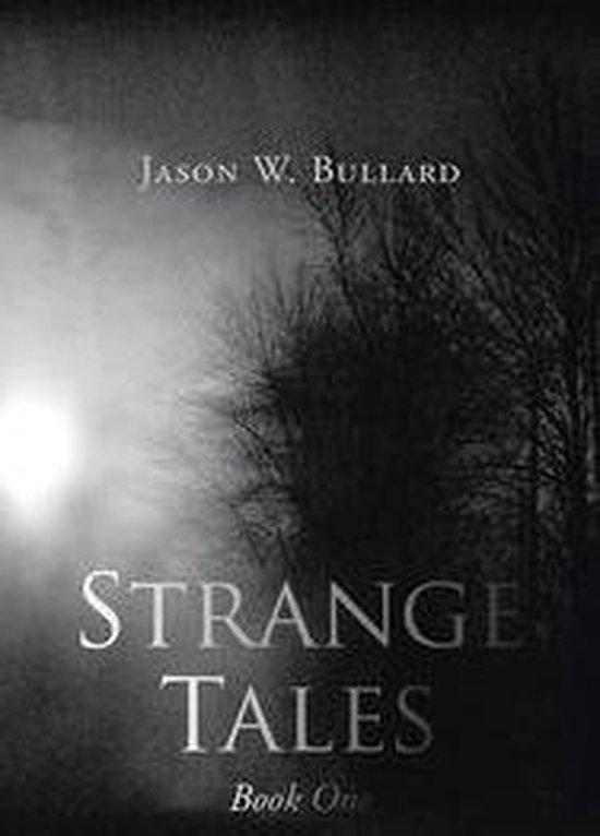 Omslag van Strange Tales