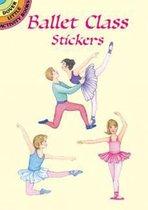 Ballet Class Stickers