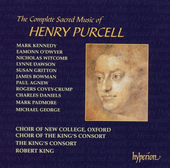 Purcell: The Complete Sacred Music