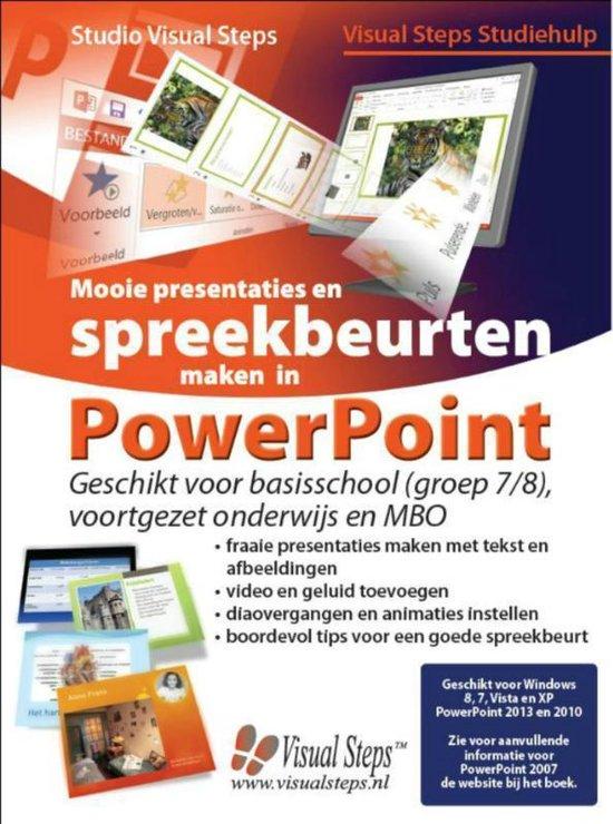Mooie presentaties en spreekbeurten maken in PowerPoint - K. Callenback |