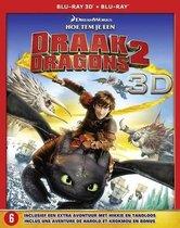 How to train your dragon 2 (Hoe tem je een draak 2) (3D Blu-ray)