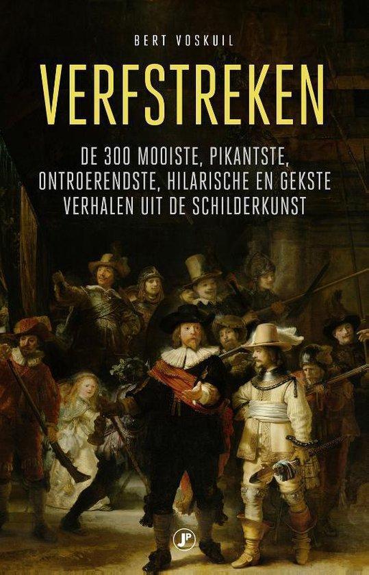 Verfstreken - Bert Voskuil | Readingchampions.org.uk