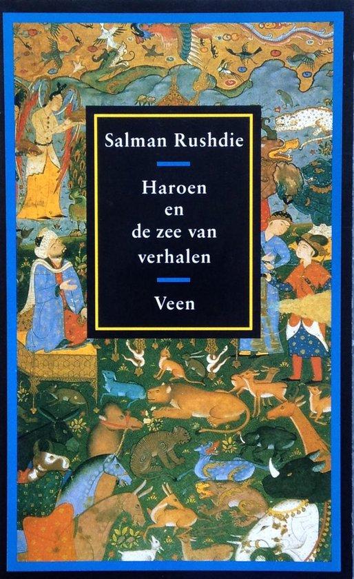 Haroen en de zee van verhalen - Salman Rushdie |