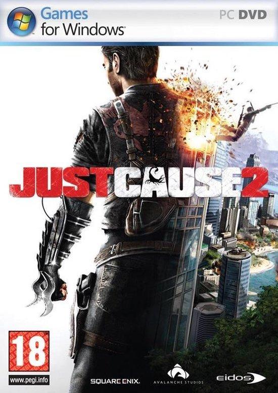 Just Cause 2 /PC – Windows
