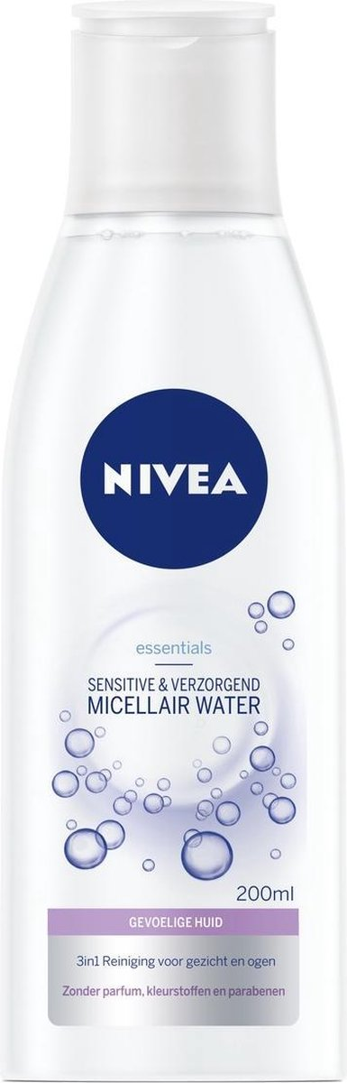Sensitive 3-in-1 micellair water - NIVEA