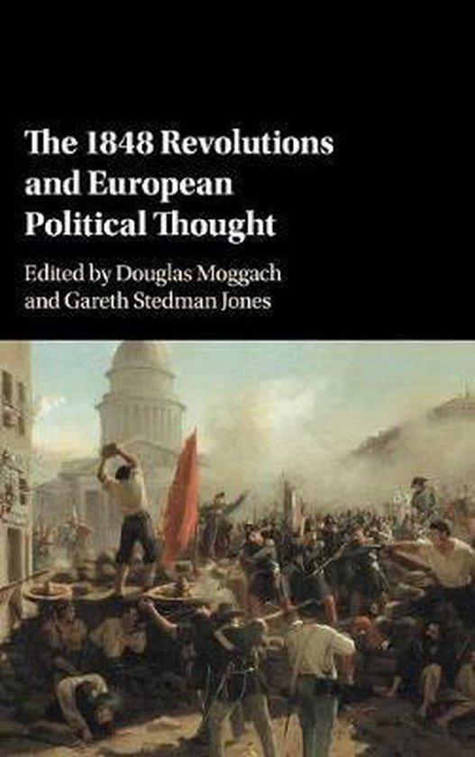 Boek cover The 1848 Revolutions and European Political Thought van  (Hardcover)
