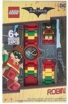 LEGO 8020868 Robin Minifiguur Kinderhorloge