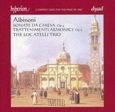 Albinoni: 6 Sonate Da Chiesa Op 4, 12 Tratteniment