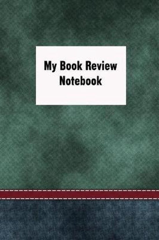 My Book Review Notebook