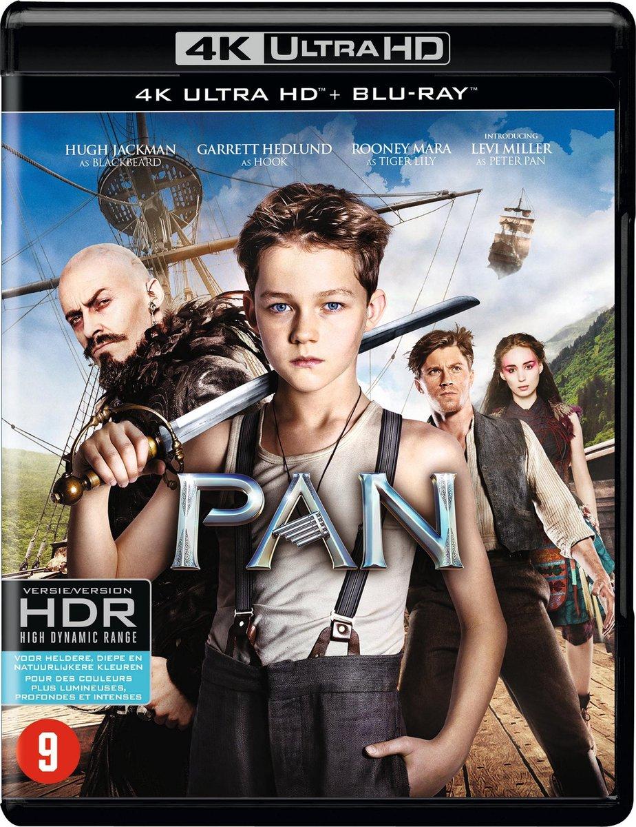Pan (4K Ultra HD Blu-ray)-