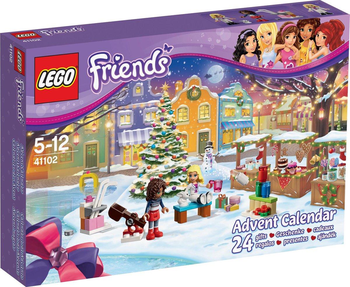 LEGO 41102 Adventskalender 2015, Friends