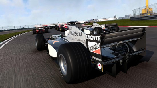 F1 2017 - Standard Edition - PS4 - Codemasters