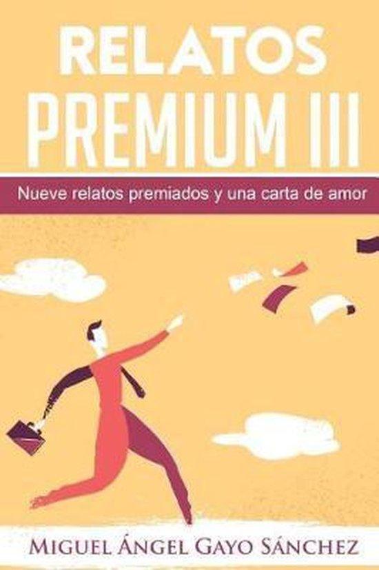 Relatos Premium III