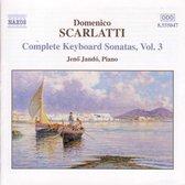 Scarlatti: Complete Keyboard Sonatas Vol 3 / Jeno Jando
