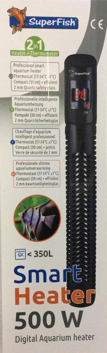 SF Smart Heater 500 watt - SuperFish