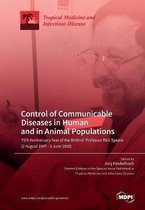 Control of Communicable Diseases in Human and in Animal Populations