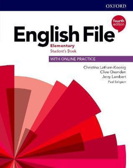 English File: Elementary. Student's Book with Online Practice