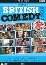 Best Of British Comedy Box 1