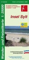 Insel Sylt 1 : 25 000