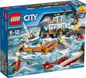 LEGO City Kustwacht Hoofdkwartier - 60167