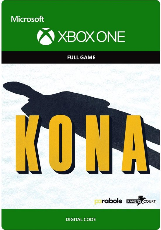 KONA – Full Game – Xbox One Download