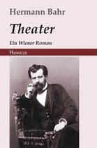 Omslag Theater: Ein Wiener Roman