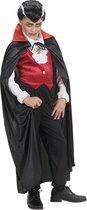 """""""Vampier cape in het rood voor kinderen Halloween kleding - Verkleedattribuut - One size"""""""