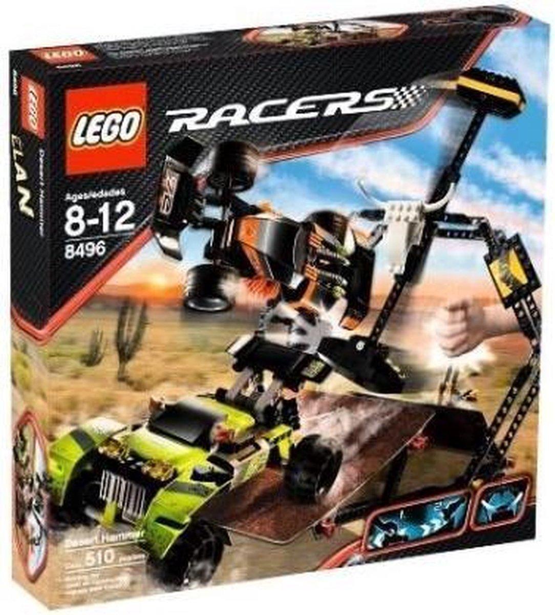 LEGO Racers Desert Hammer - 8496