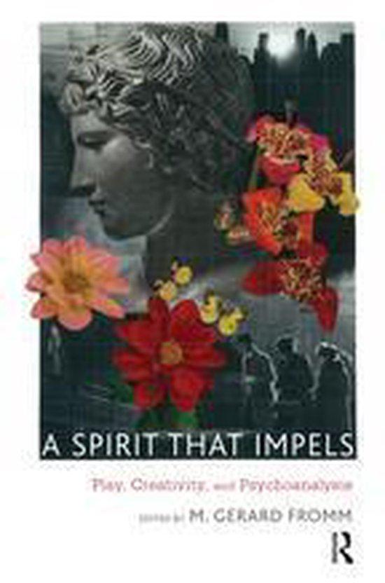 Boek cover A Spirit that Impels van M. Gerard Fromm (Onbekend)