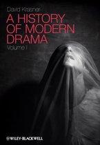A History of Modern Drama, Volume I