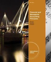 Financial and Managerial Accounting Principles, International Edition