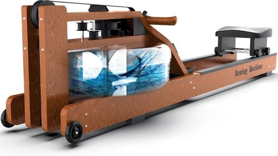 Water roeitrainer DIONE Pro-Line Wood RT55