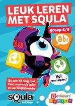 Denksport Squla 1 -  Leuk leren met Squla groep 4/5