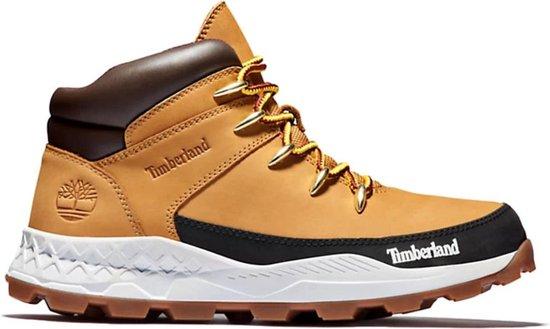 Timberland Sneakers - Maat 44.5 - Mannen - licht bruin - zwart