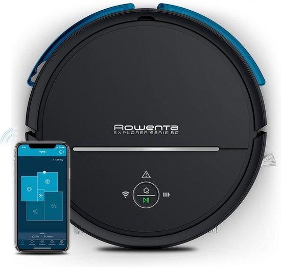 Rowenta Explorer Serie 80 Robotstofzuiger | RR7755 - perfect tegen dierenharen