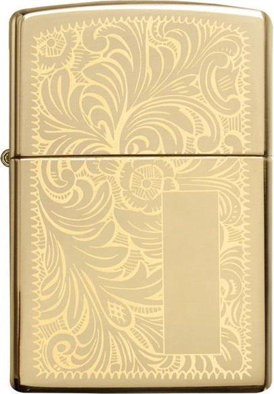 Zippo Venetian Brass 352B Benzine Aansteker