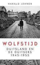 Boek cover Wolfstijd van Harald Jähner (Onbekend)